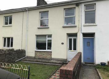 Thumbnail 3 bed terraced house for sale in Eva Terrace, Ferryside