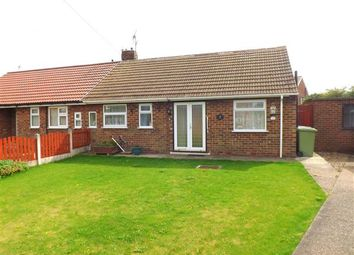 Thumbnail 2 bed semi-detached house for sale in Park View, Clowne, Chesterfield