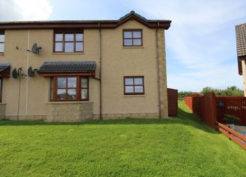 Thumbnail 2 bed flat for sale in Silberg Drive, Buckie