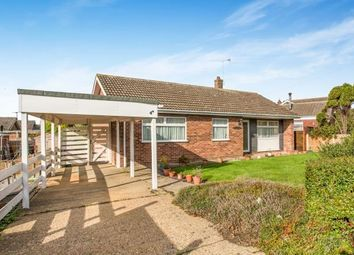 Thumbnail 3 bedroom bungalow for sale in Hemsby, Great Yarmouth, Norfolk
