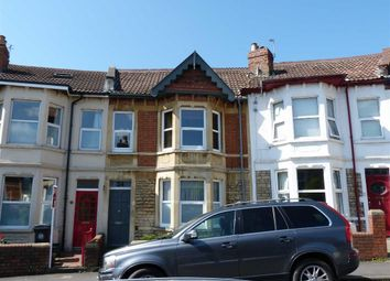 Thumbnail 3 bed terraced house to rent in Grove Park Avenue, Brislington, Bristol