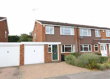 Thumbnail 3 bed semi-detached house for sale in Grange Close, Leighton Buzzard