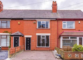 Thumbnail 2 bed terraced house for sale in Selbourne Street, Leigh, Lancashire