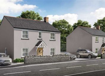 Thumbnail 4 bed detached house for sale in Ynysmeudwy Road, Pontardawe, Pontardawe, Swansea