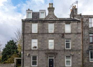 Thumbnail 1 bed flat for sale in Roslin Street, Aberdeen