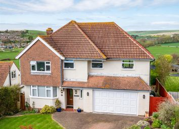 Thumbnail 4 bed detached house for sale in Hill Rise, Seaford