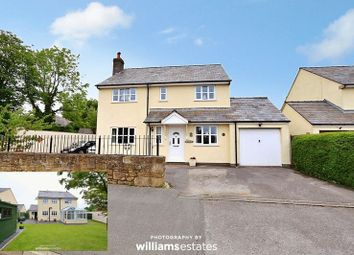Thumbnail 4 bed detached house for sale in Lixwm, Holywell