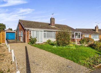 Thumbnail 2 bedroom bungalow for sale in Stalham, Norwich, Norfolk