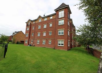 Thumbnail 1 bed flat for sale in Rigby Drive, Carntyne