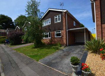 Thumbnail 3 bed detached house to rent in Allesley Croft, Allesley Village, Coventry