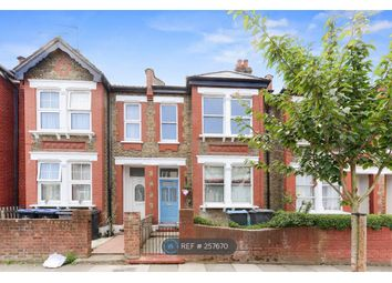 Thumbnail 4 bedroom terraced house to rent in Harlesden Gardens, London