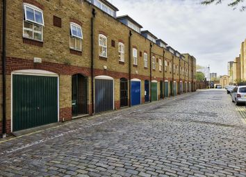 Thumbnail 3 bed mews house for sale in Andover Place, London