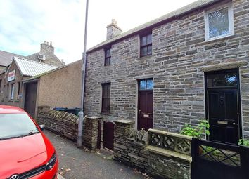 Thumbnail 1 bed semi-detached house for sale in Willow Road, Kirkwall, Orkney
