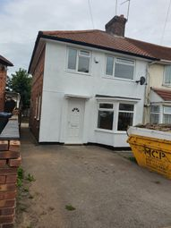 Thumbnail 3 bed end terrace house for sale in Brunton Road, Small Heath Birmingham