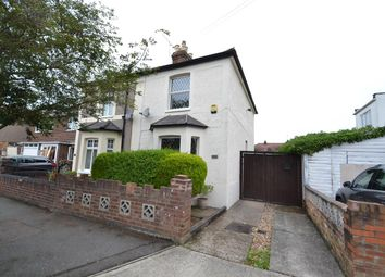 Thumbnail 3 bed semi-detached house for sale in Fruen Road, Feltham