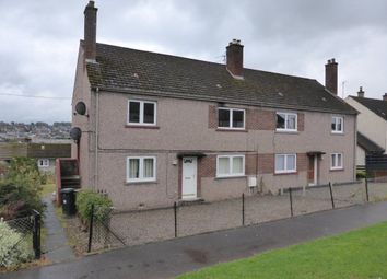 Thumbnail 2 bed flat to rent in Struan Road, Letham