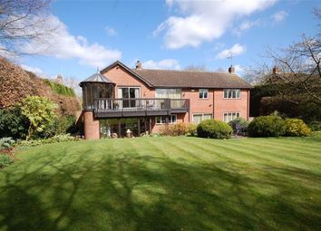 Thumbnail 5 bed detached house for sale in Halloughton, Southwell