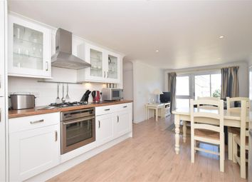 Thumbnail 2 bed semi-detached bungalow for sale in Halletts Shute, Norton, Yarmouth, Isle Of Wight