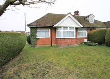Thumbnail 3 bed semi-detached bungalow for sale in Rosedale Close, Bricket Wood, St. Albans