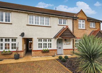 Thumbnail 3 bed terraced house for sale in Ruth King Close, Park Road, Lexden, Colchester