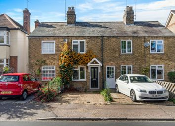 Thumbnail 2 bedroom terraced house to rent in Duncombe Road, Bengeo, Hertford.