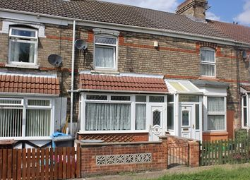 Thumbnail 2 bedroom terraced house for sale in St. Georges Terrace, Redbourne Street, Hull