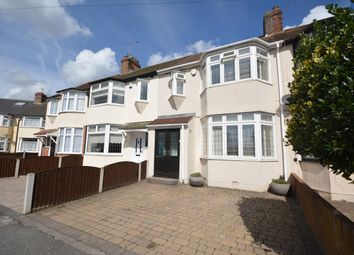 Thumbnail 3 bed terraced house for sale in Harwood Avenue, Ardleigh Green, Hornchurch