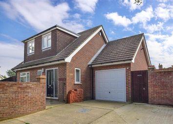 Thumbnail 3 bed detached house for sale in Barnhurst Lane, Hawkinge, Folkestone, Kent