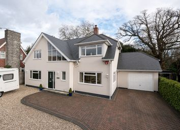 4 bed detached house for sale in Gosport Lane, Lyndhurst SO43