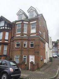 Thumbnail 2 bedroom maisonette for sale in 29 Bournemouth Road, Folkestone, Kent