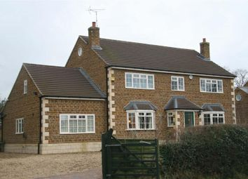 Thumbnail 5 bed detached house to rent in Brooke Road, Braunston, Oakham