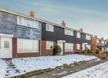 Thumbnail 3 bed terraced house for sale in St. Marks Close, Hanley, Stoke-On-Trent