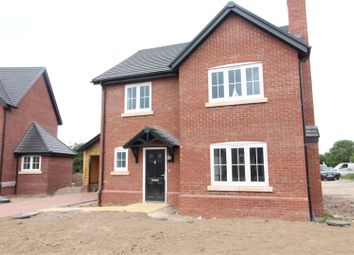 Thumbnail 4 bed detached house for sale in Stoneleigh Park, Acton Burnell, Shrewsbury