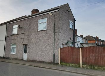 Thumbnail 2 bed end terrace house to rent in Middle Street, Hillstown, Bolsover, Chesterfield