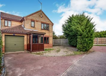 Thumbnail 4 bed detached house to rent in Chaukers Crescent, Carlton Colville, Lowestoft