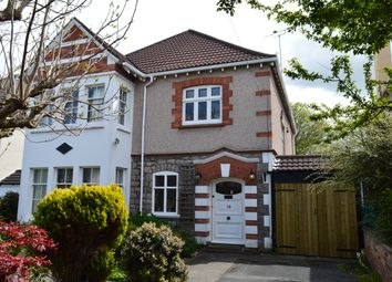 Thumbnail 4 bed detached house for sale in Elmsleigh Road, Weston-Super-Mare