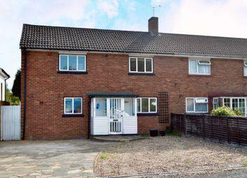 Thumbnail 3 bedroom semi-detached house to rent in Deanfield, Bovingdon, Hemel Hempstead