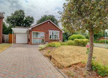 Thumbnail 2 bed bungalow for sale in Mercot Close, Redditch