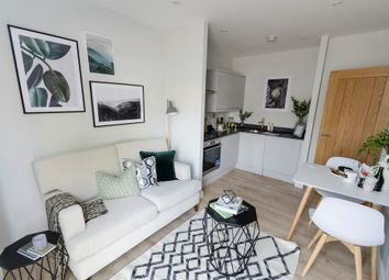 Thumbnail 1 bedroom flat for sale in Upper Banister Street, Southampton