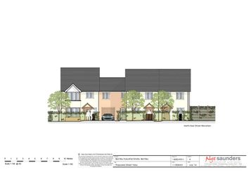 Thumbnail 3 bed semi-detached house for sale in Main Road, Bentley, Farnham, Hampshire
