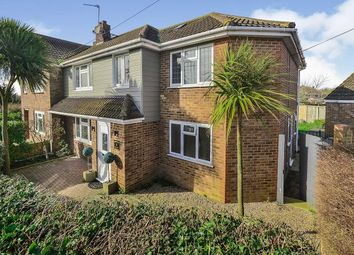 Thumbnail 5 bed semi-detached house for sale in Helvellyn Avenue, Ramsgate