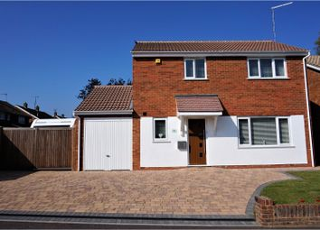 Thumbnail 3 bedroom detached house for sale in Ailsworth Road, Luton