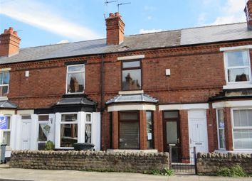 Thumbnail 2 bedroom terraced house for sale in Matlock Street, Netherfield, Nottingham