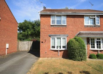 Thumbnail 2 bed semi-detached house to rent in Ebourne Close, Kenilworth