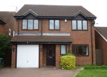 Thumbnail 5 bed detached house for sale in Lode Way, Chatteris