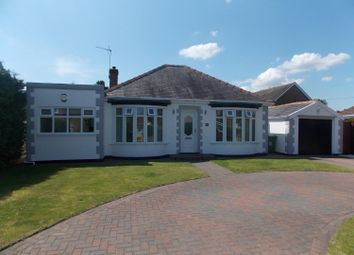 Thumbnail 4 bed detached bungalow for sale in The Avenue, Stockton-On-Tees