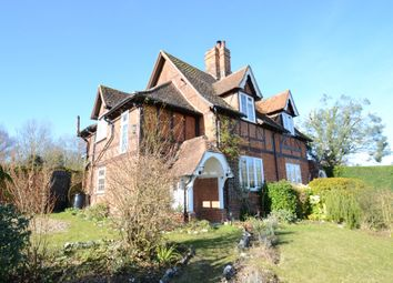 Thumbnail Semi-detached house for sale in Milden Road, Brent Eleigh, Sudbury