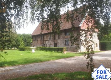 Thumbnail 4 bed property for sale in Bernay, Haute-Normandie, 27300, France