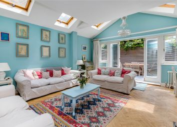 Thumbnail 4 bed terraced house for sale in Allestree Road, Munster Village, Fulham, London