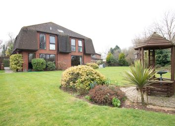 Long Ridge, Aston, Stevenage, Herts SG2. 4 bed detached house for sale